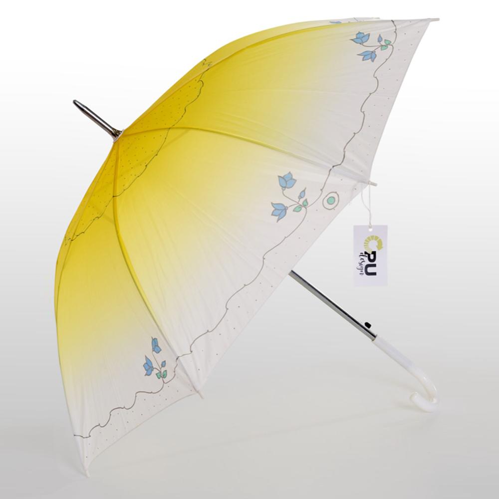 Ročno pobarvani dežnik