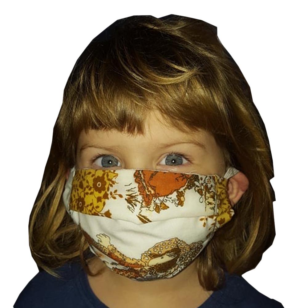Zaščitne maske za večkratno uporabo (Otroška)